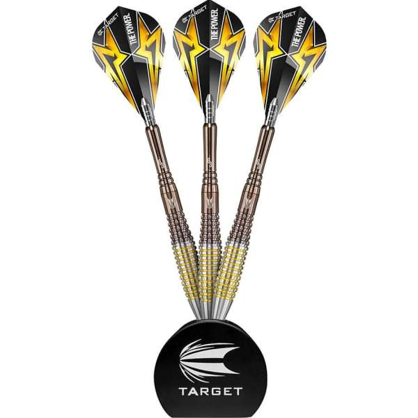 Target - Acryl Darts Display - 3-fach