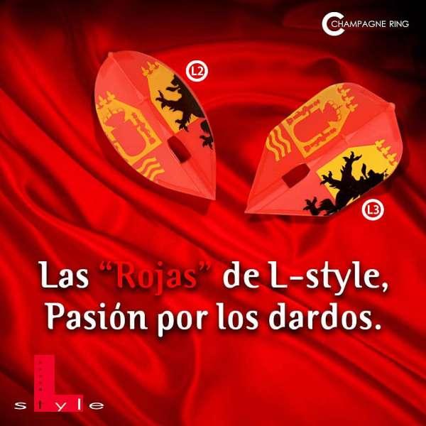 L-Style - Champagne Flight - Spanien - Shape
