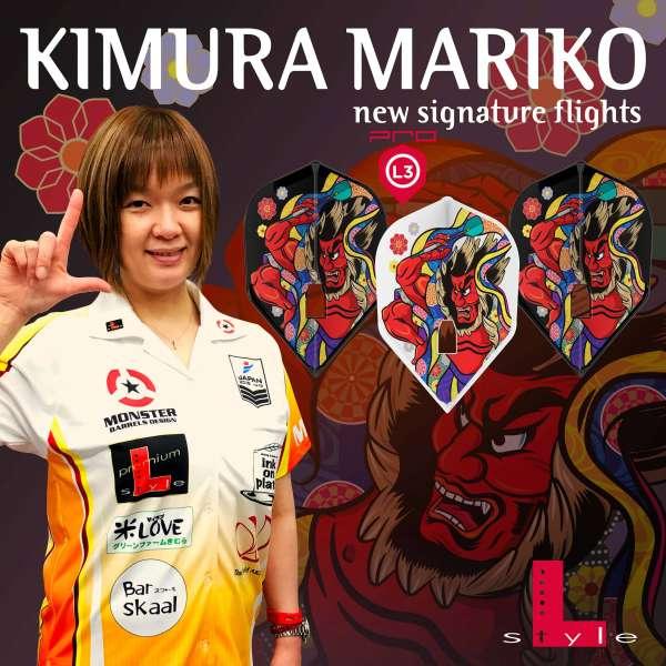 L-Style - Champagne Flight Pro - Mariko Kimura Mixed - Shape