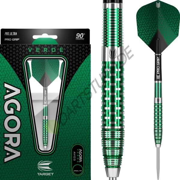 Target - Agora Verde AV03 - Steeldart
