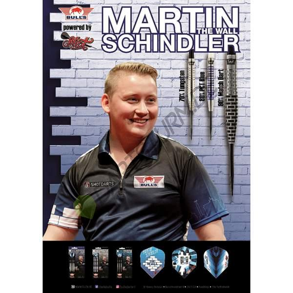 Bull's NL - Martin Schindler 2020 A1 Poster