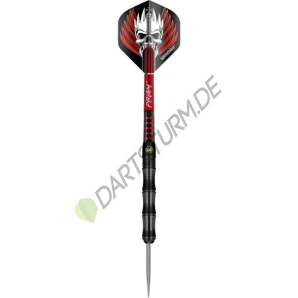 Winmau - Mervyn King - Black Onyx - Steeldart