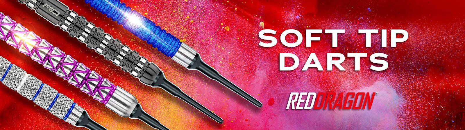 Red Dragon Softdarts