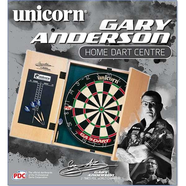 Unicorn - Gary Anderson Home Cabinet Set