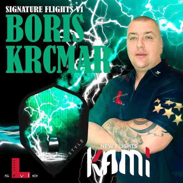 L-Style - Champagne Flight KAMI - Boris Krcmar - Shape