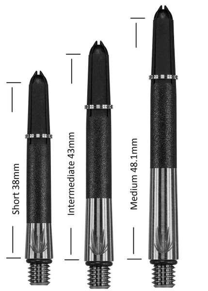 Target - Carbon Ti Pro Shaft - Silber
