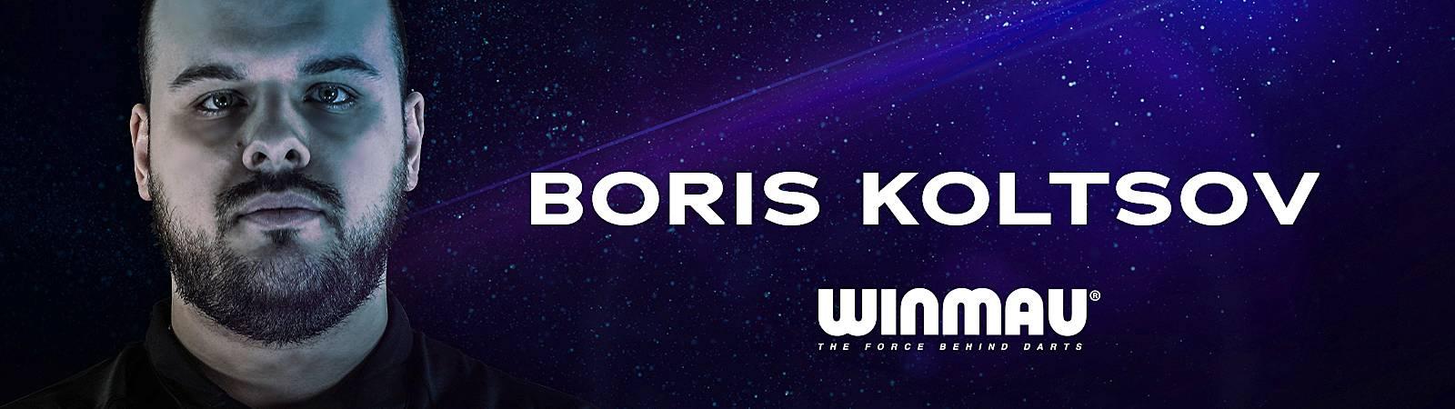 Winmau Boris Koltsov