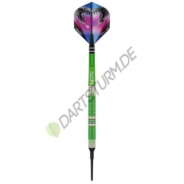 Red Dragon - Peter Wright - Mamba 2 - Softdart