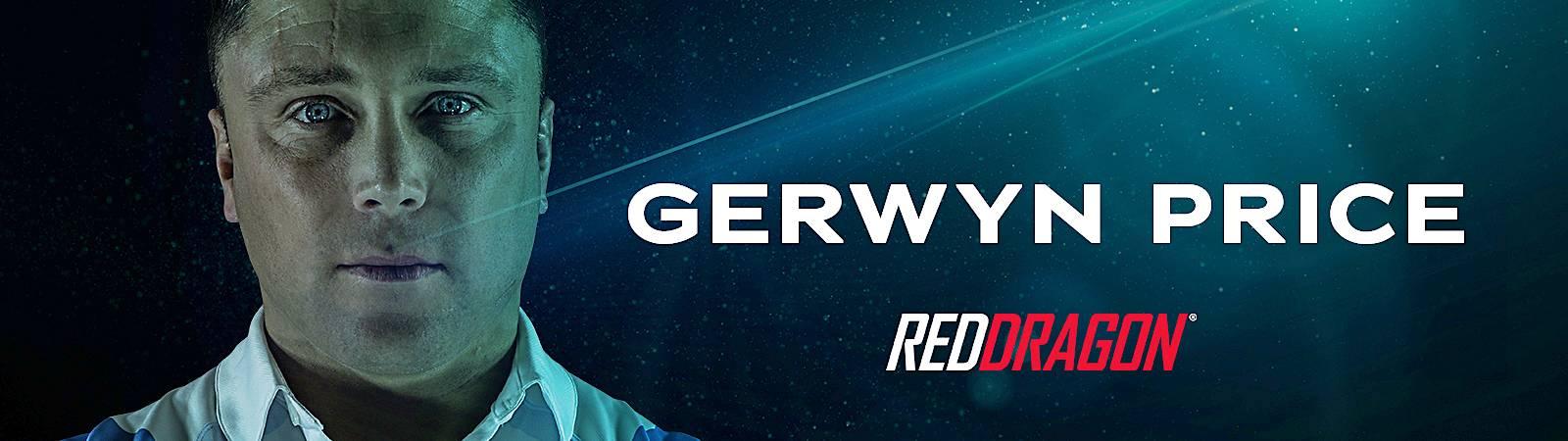 Red Dragon Gerwyn Price
