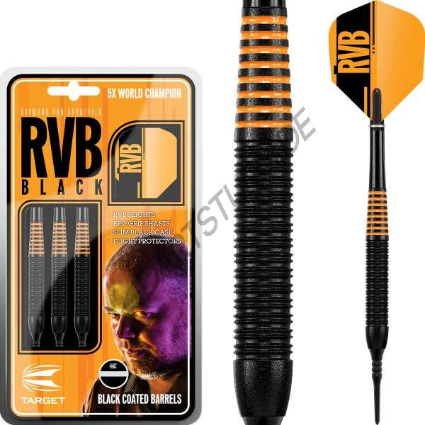 Target - Black Brass RvB - Softdart