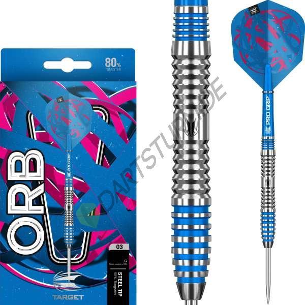Target - Orb 03 - Steeldart