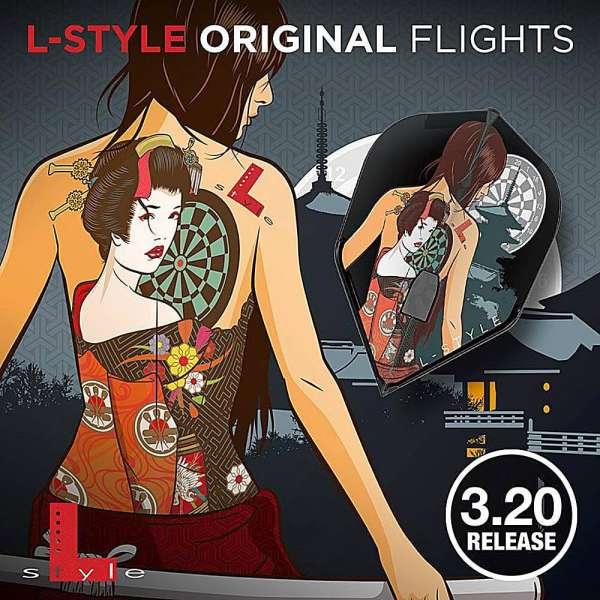 L-Style - Champagne Flight - Tomoegozen - Shape