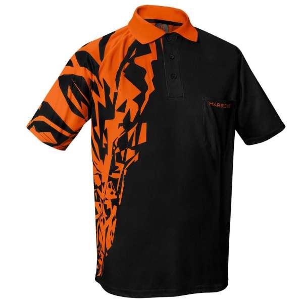Harrows - Rapide Dartshirt - Orange