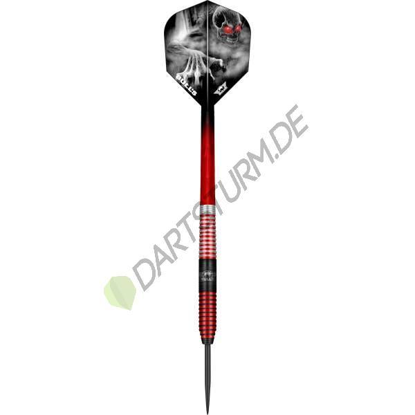 Bull´s NL - Phantom Grip Red - Steeldart