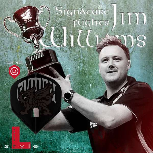 L-Style - Champagne Flight Pro - Jim Williams - Standard