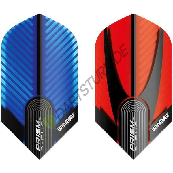 Winmau - Prism Alpha Specialist Flight - Slim