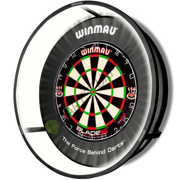Winmau - Plasma Dartboard LED Beleuchtung