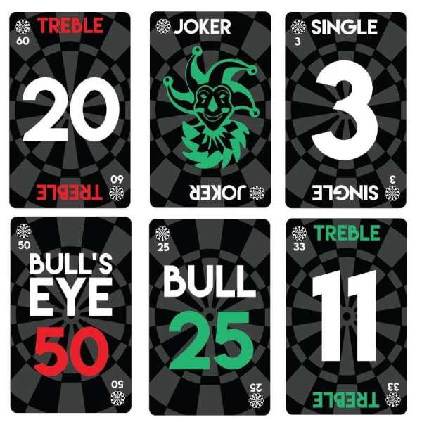 Bull's NL - Kartenspiel
