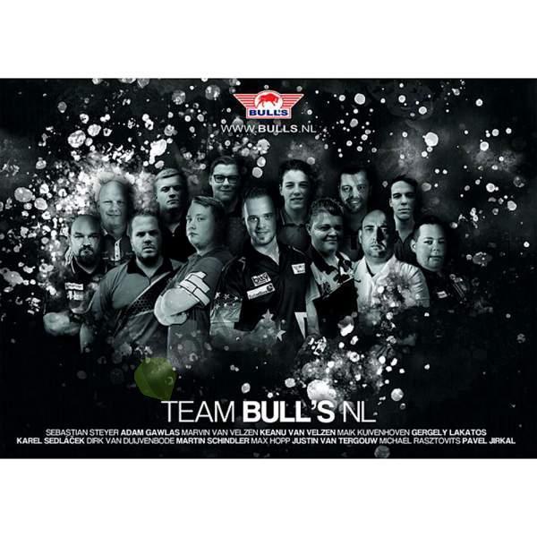 Bull's NL - Team Bull's NL A1 Poster