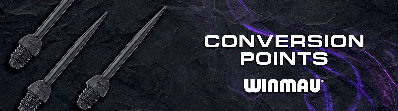 Winmau Conversion Points