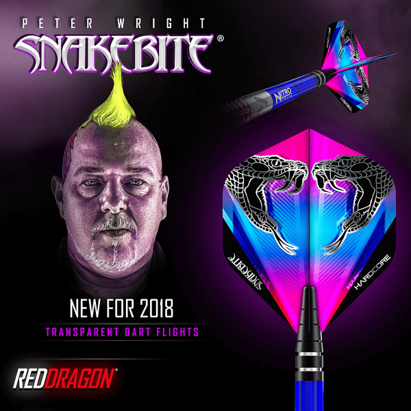 Red Dragon - Peter Wright Flight - Standard