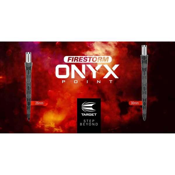 Target - Firestorm Point Onyx - Schwarz