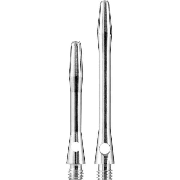 Bull's NL - Simplex Aluminium Shafts - Silber