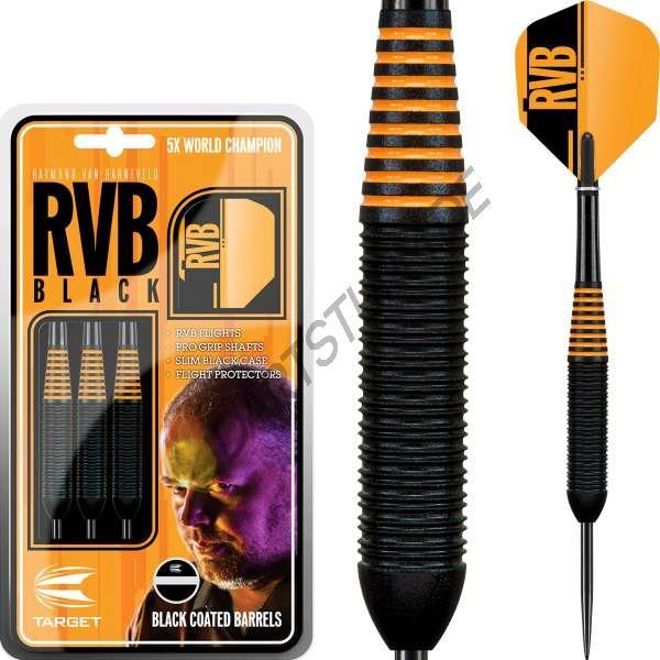 Target - Black Brass RvB - Steeldart