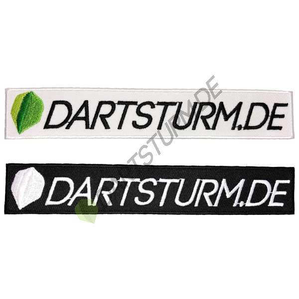 DartSturm.de - Sponsorenbadge zum Aufbügeln