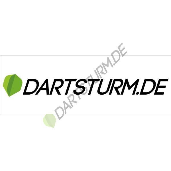 DartSturm.de - Aufkleber