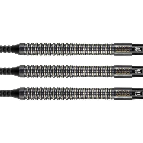 Target - Phil Taylor Power 8zero Black Titanium Typ B - Softdart