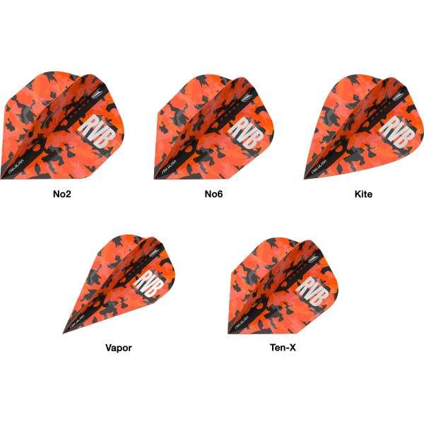 Target - RvB Barney Army Flight - Camouflage