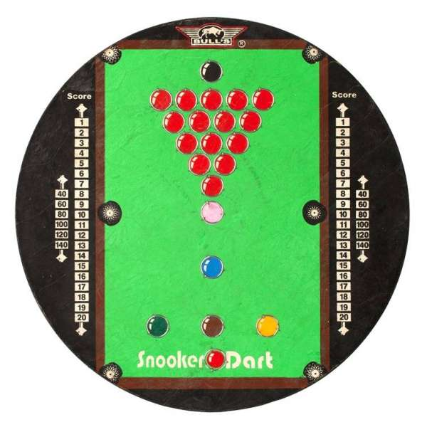Bull´s NL - Game Dartboard - Snooker