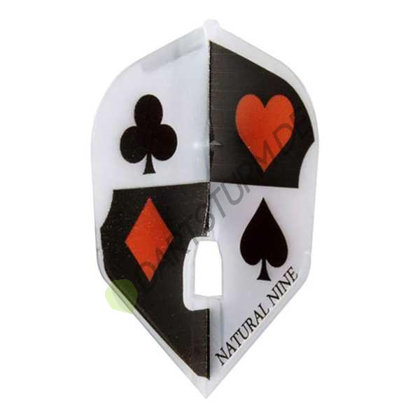L-Style - Champagne Flight Pro - Poker - Shape