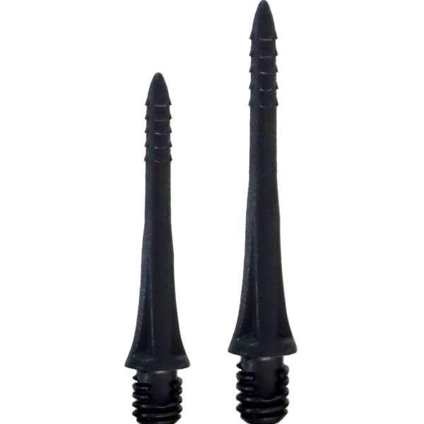 Cosmo Darts - Fit Point Plus Carbon Conversion Points - 30er Pack