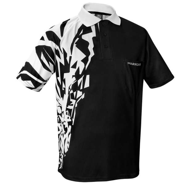 Harrows - Rapide Dartshirt - Weiß