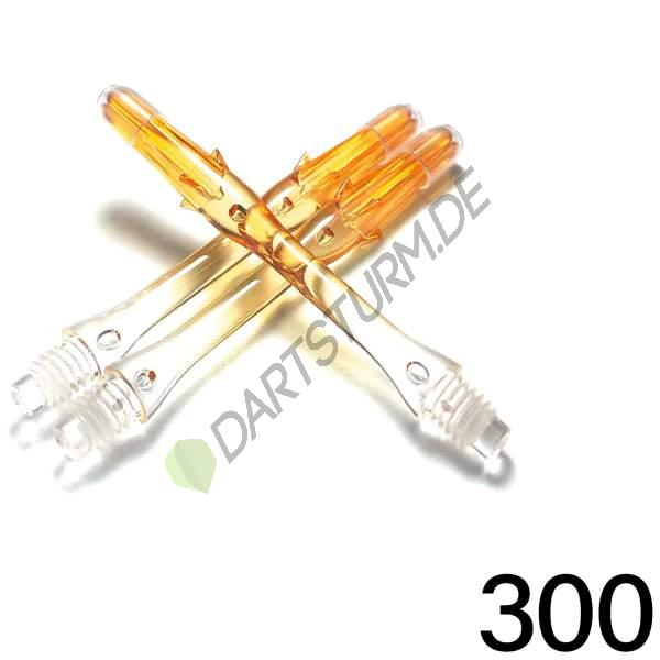 L-Style - L-Shaft Lock Slim N9 TwinColor - Transparent Orange