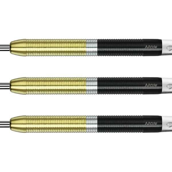Dynasty - A-Flow Black Line - Larry Butler V4 - Steeldart