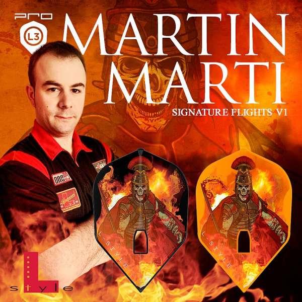 L-Style - Champagne Flight Pro - Martin Marti - Shape