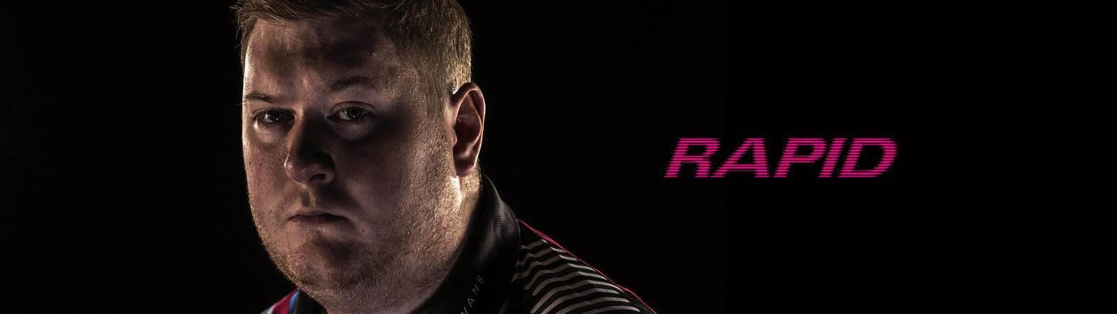 Target Ricky Evans Rapid