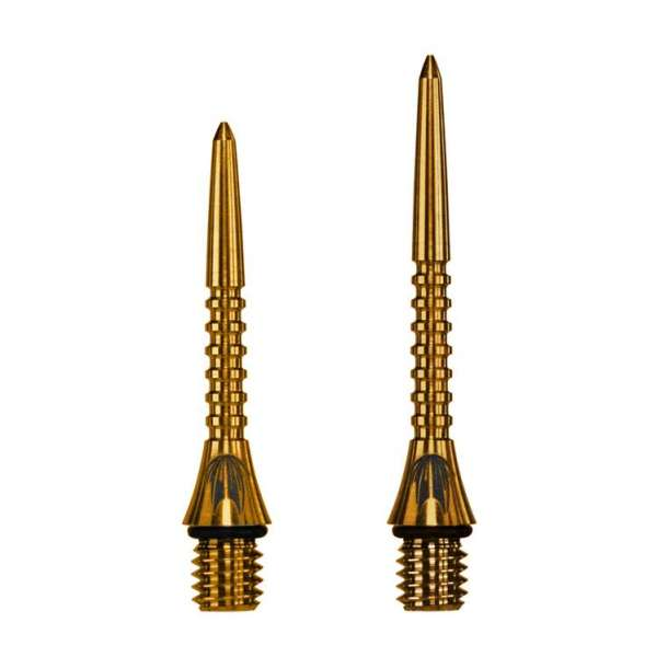 Target - Titanium Conversion Point Grooved - Gold