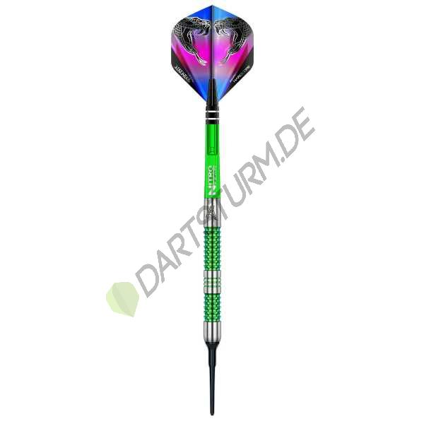Red Dragon - Peter Wright - Mamba - Softdart
