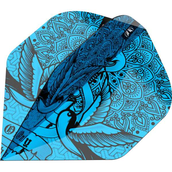 Target - Pro.Ultra Ink Blue - Dartflight