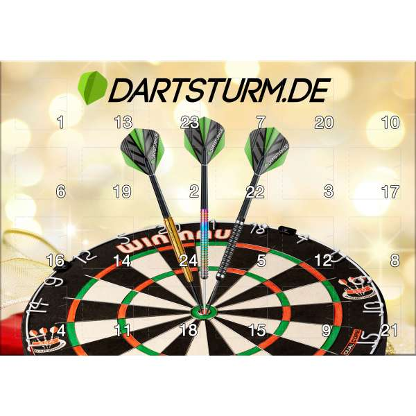 DartSturm.de - Darts Adventskalender 2019