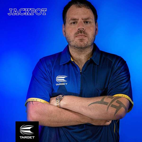 Target - Adrian Lewis 2021 Coolplay Collarless Shirt