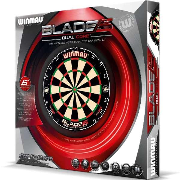 Winmau - Blade 5 Dualcore Dartboard