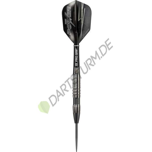 Target - Phil Taylor Power 8zero Black Titanium Typ C - Steeldart