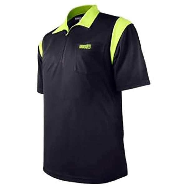 ONE80 - Poloshirt - Schwarz/Grün