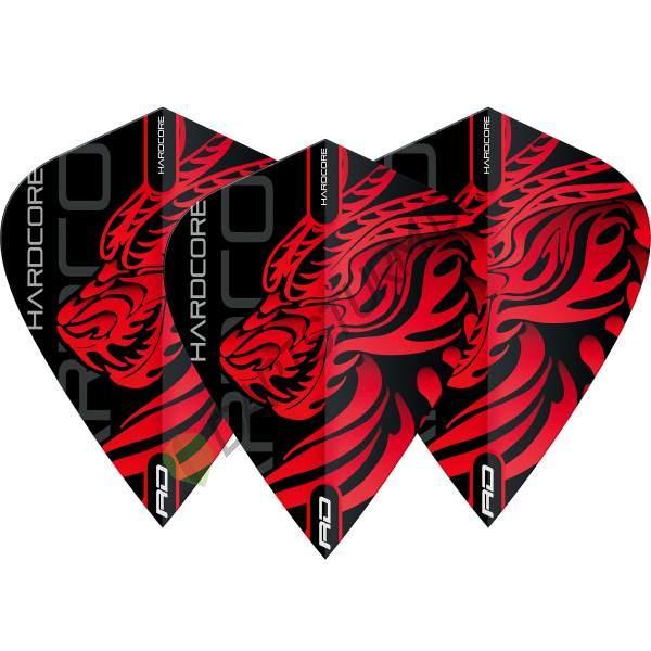 Red Dragon - Hardcore Jonny Clayton - Dartflight