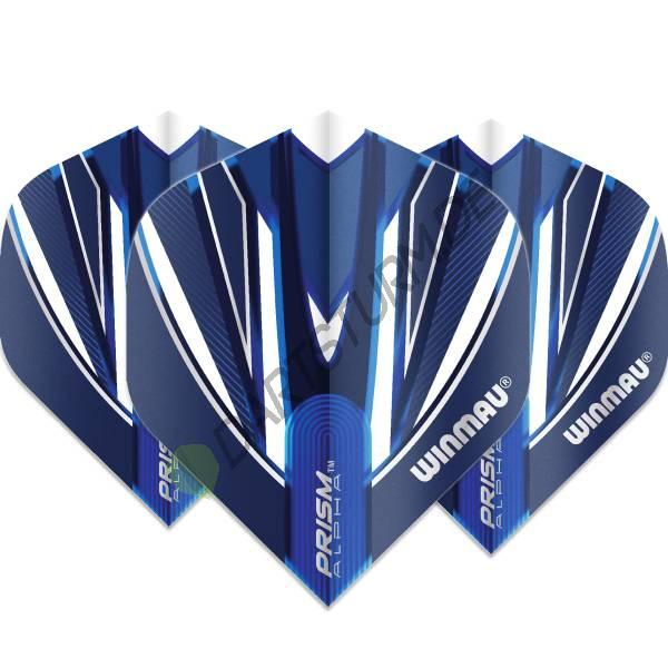 Winmau - Prism Alpha Blue Flight - Standard